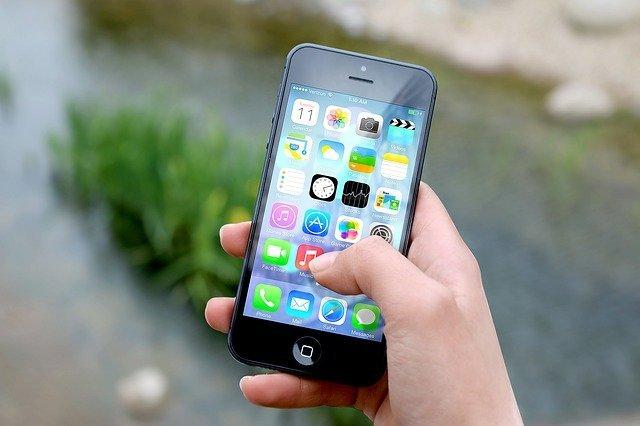 iphone a aplikace