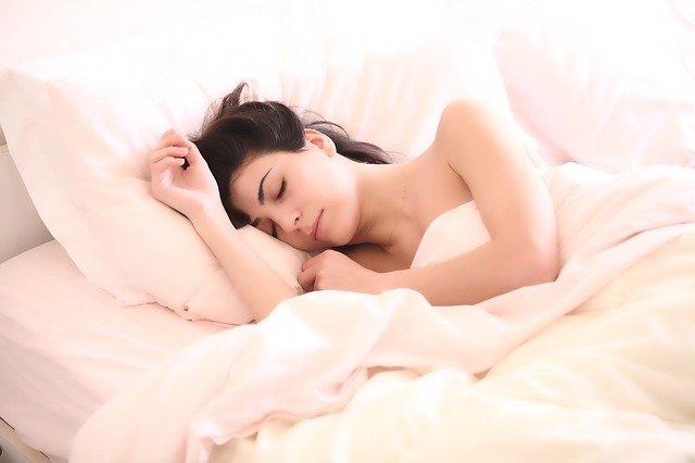 klidně spát