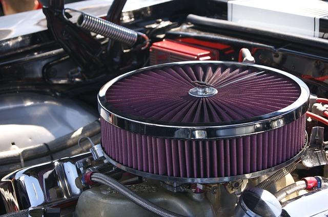 filtr motoru
