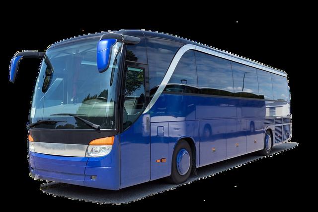 zájezdní autobus