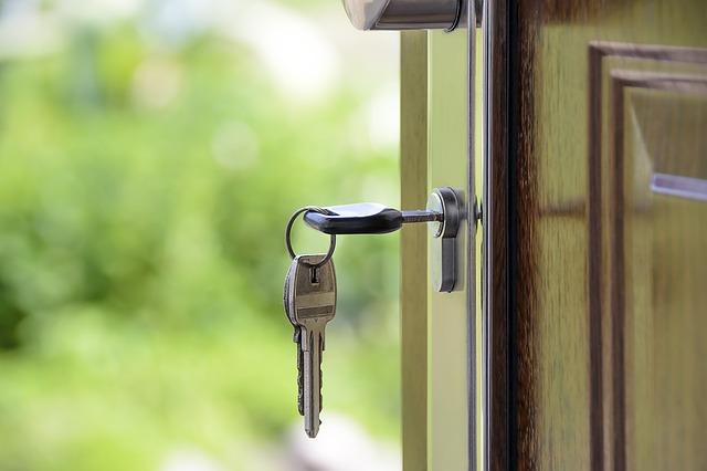 klíče od domui