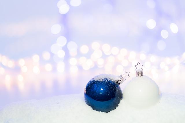 kouličky vánoční