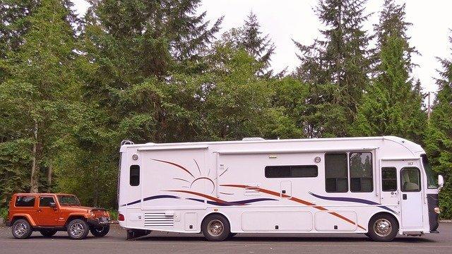 velký karavan