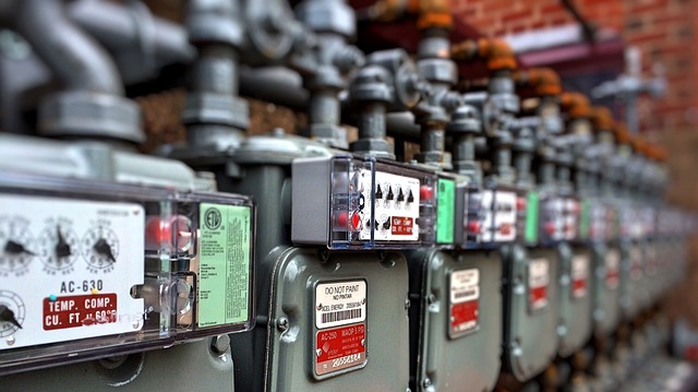 rozvodna elektrického proudu