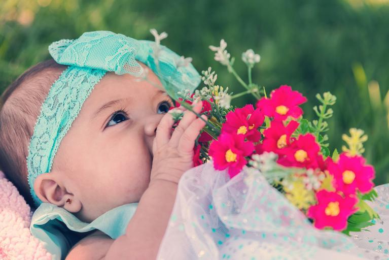 miminko s mašlí