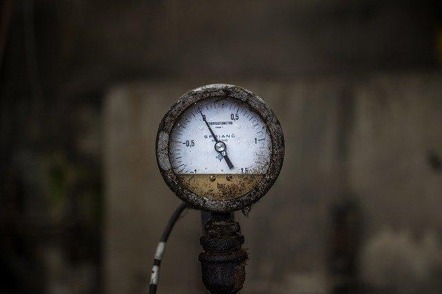 mechanický termostat