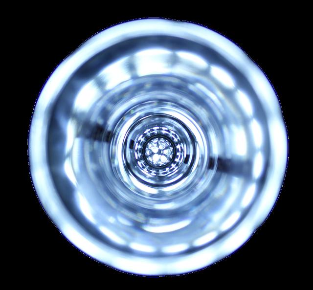 LED diodová svítilna