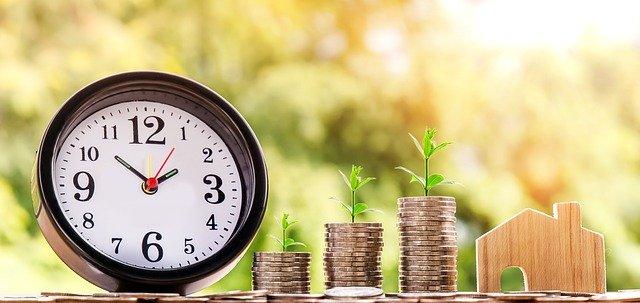 čas na půjčku