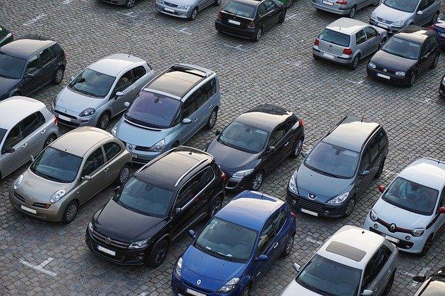 efektivní parkování